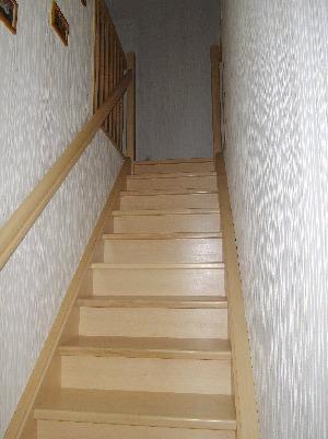Renovation Escalier Droit Entre Cloison